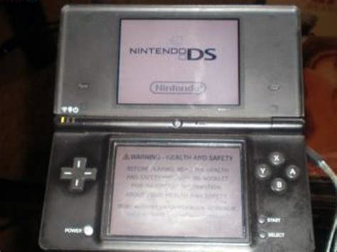Suit Up Your Nintendo Ds how to start up your nintendo ds 6 steps with pictures
