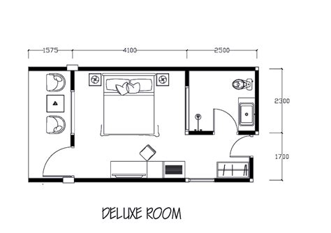 deluxe hotel room layout amadea resort villas room types