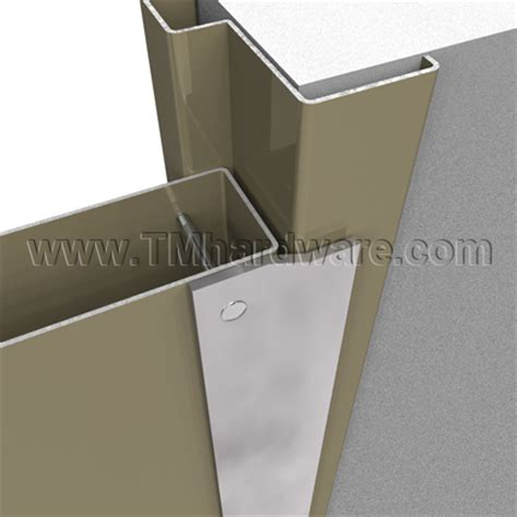 Elevator Door Astragals by Stainless Steel Or Steel Prime Security Seal Jamb Protection By Pemko Www Tmhardware
