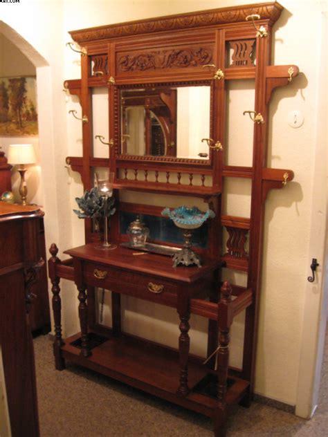 jugendstil garderobe antik alteschmiede garderoben kleinm 246 bel antik