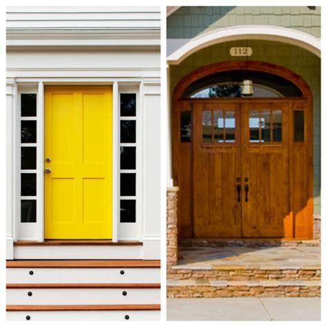 love the double front doors and tall windows maestri poll double or single front door