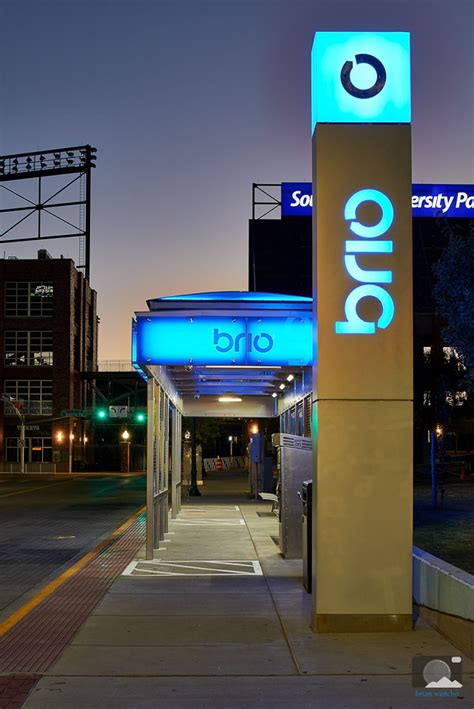 brio el paso architectural photography of sun metro brio stations in el
