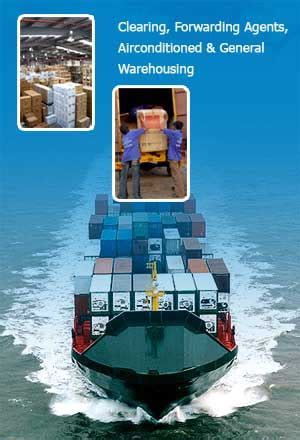 clearing  forwarding agents customs clearance services