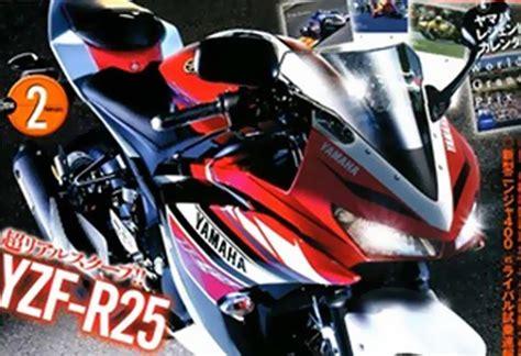 Yamaha Tank Pad R25 90798c009200 yamaha r25 produkcyjna wersja ujawniona przez japo蜆ski