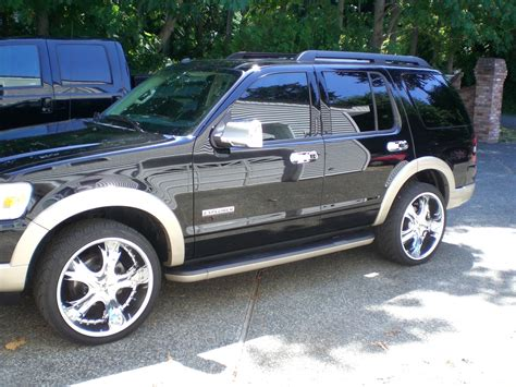 2008 Ford Explorer by Spencer785 2008 Ford Explorer Specs Photos Modification