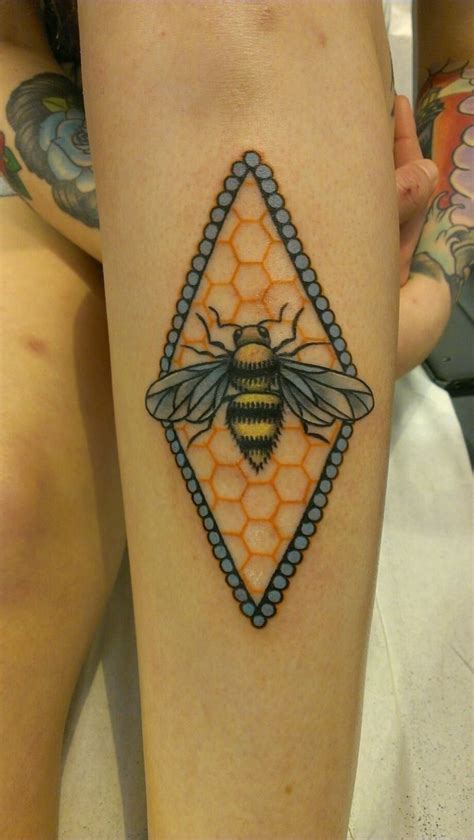 honey bee tattoo designs 103 best images about honey bee on