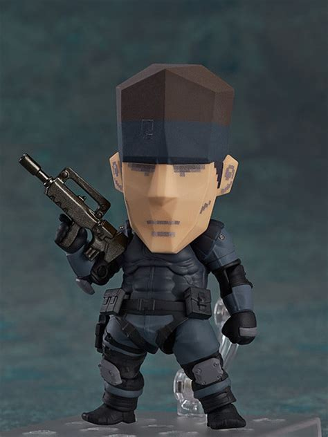 Dpk093 Nendoroid Metal Gear Soloid Solid Snake ねんどろいど ソリッド スネーク