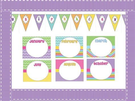 birthday bulletin board birthdays teaching and birthday