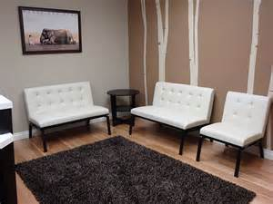 Small White Armchair Design Ideas Waiting Room