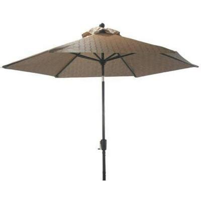 martha stewart patio umbrellas martha stewart living solana bay 9 ft patio umbrella in