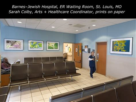 barnes hospital emergency room henry domke