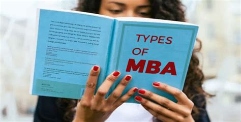 Types Of To Get With An Mba by Types Of Mba Exploring Your Options Open Naukri