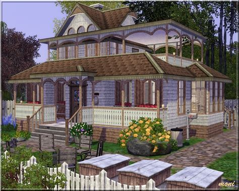 serene home my sims 3 blog serene home by moni