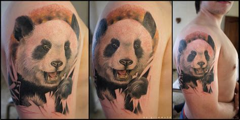 bear tattoos and designs page 129