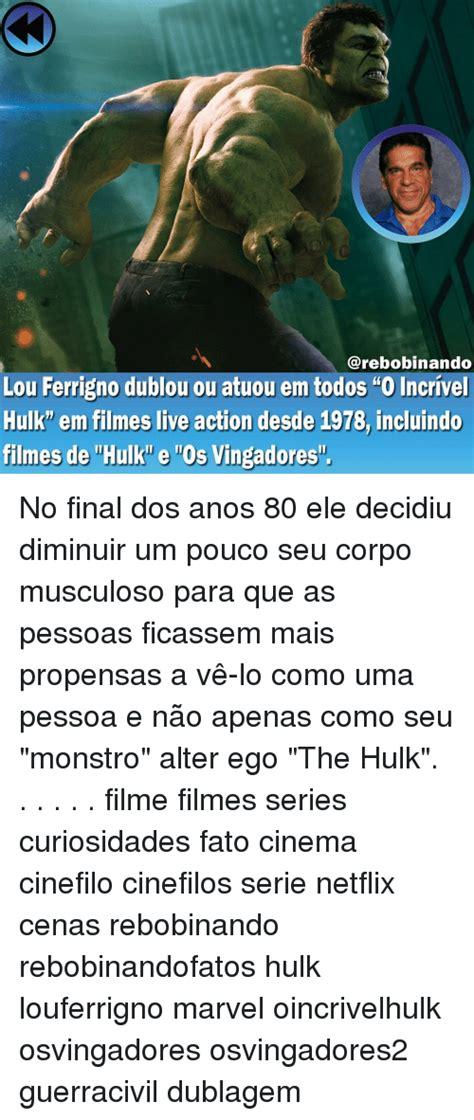 Memes De Hulk - 25 best memes about lou ferrigno lou ferrigno memes