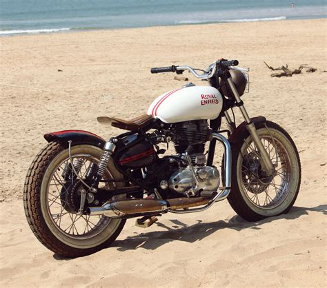 Motorrad Royal Enfield royal enfield beach tracker