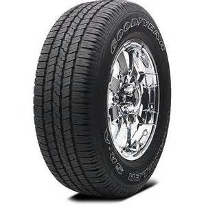 Goodyear Trailmark Tires At Walmart Goodyear Wrangler Sr A Tire P275 55r20 111s Walmart