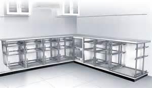 Furniture Kitchen Islands products modular s s frame kitchen framing manufacturer