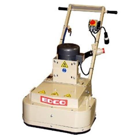 Edco Floor Grinder by Edco 50100 Dual Disc Electric Floor Grinder 1 5 Horsepower
