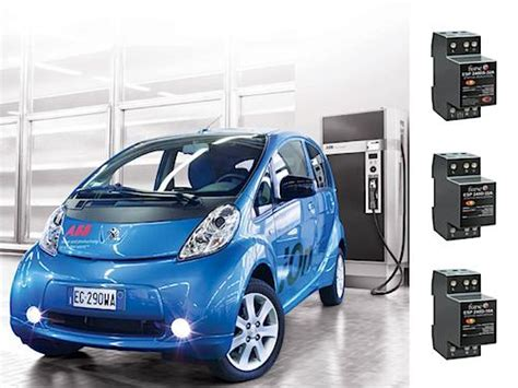 Electric Vehicle Charging Systems Uk Furse Protects Electric Vehicle Battery Charging Systems