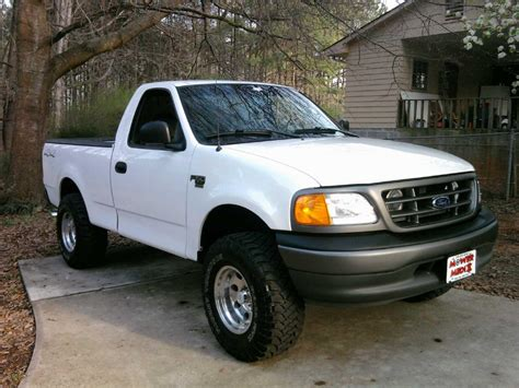 2004 Ford F150 Specs by Outen08 2004 Ford F150 Heritage Regular Cab Specs