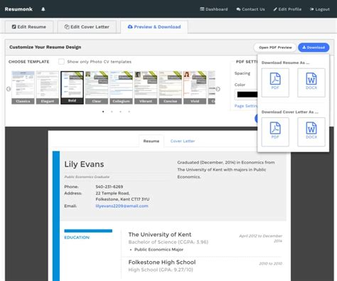 Convert Linkedin To Resume by Convert Your Linkedin Profile To A Beautiful Resume
