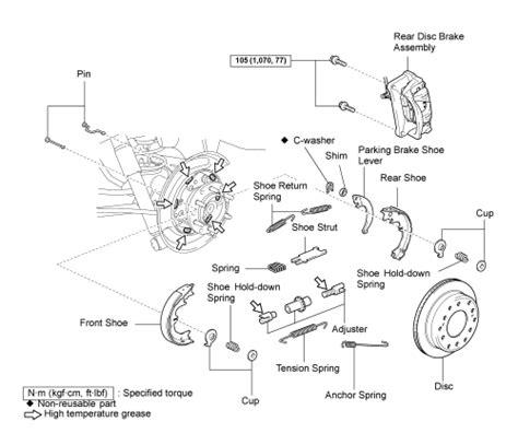book repair manual 2003 lexus lx parking system service manual 2010 lexus lx parking brake repair brake parts fj80 page 2 ih8mud forum