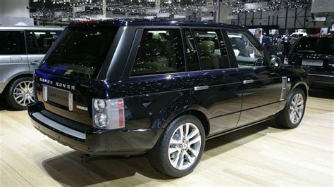 Range Rover Limited Editions by Land Rover Debuts Range Rover Westminster Limited Edition