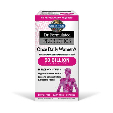 Garden Of Probiotics Coupon by Garden Of Dr Formulated Probiotics Once Daily