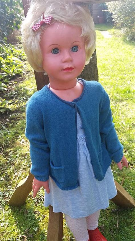 haunted doll city of haunted doll peggy causes eighty viewers to