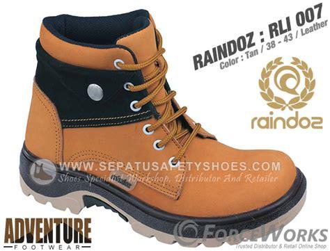 Sepatu Safety Raindoz sepatu gunung raindoz sepatusafetyshoes
