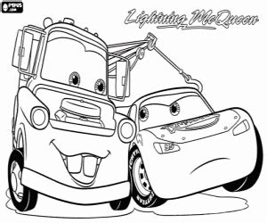 Lightning Mcqueen And Mater Cars Coloring Pages Coloring Pages Lightning Mcqueen And Mater Coloring Pages