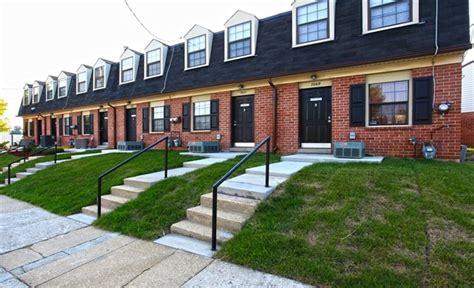 2 Bedroom Apartments In Denver dutch village townhomes rentals baltimore md