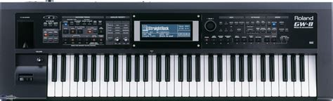Keyboard Roland Gw 8 user reviews roland gw 8 audiofanzine