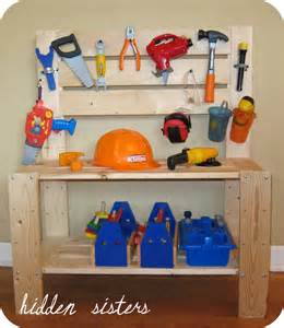 Tool Bench Kids Diy Inspiration A Children S Tool Bench