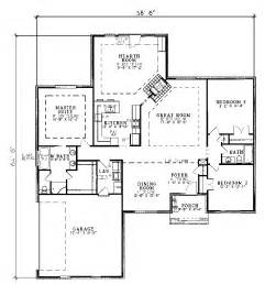 unique home plans and more 6 traditional home floor plans