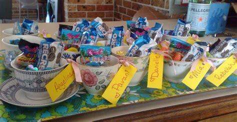 Tea Party Giveaways - tea cup party favors home party ideas