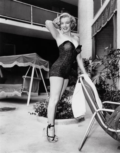 fifties legshows it s amazing how much the perfect body has changed in