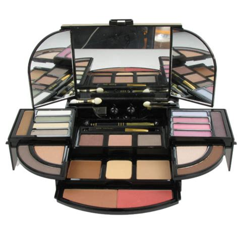 Cosmetics Hers Set B makeup collection compendium cosmetic travel set storage 30pc make up set