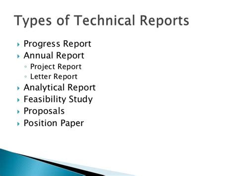Progress Report Technical Writing Exle by Writing Progress Reports