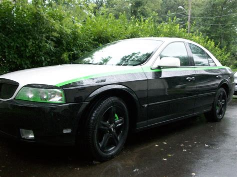 lincoln sports lincoln ls v8 sport photos and comments www picautos com