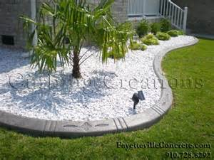 White Rocks For Garden White Landscaping Rock Garden Decorative Aggregates Middle And Cactus