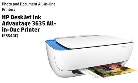 Printer Hp Deskjet Ink Advantage 3635 All In One F5s44b hp deskjet ink advantage 3635 all in one printer white buy jumia nigeria