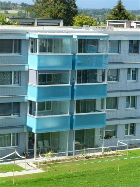 werkstatt architektur anbau verglasten balkone architektur werkstatt ch