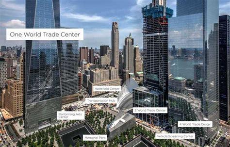 where center location one world trade center