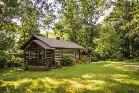 Cabins Near Asheville by Classic Log Cabin Near Downtown Asheville