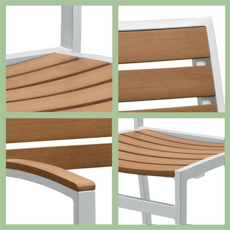 faux wood patio furniture faux wood patio furniture 28 images threshold bryant 3