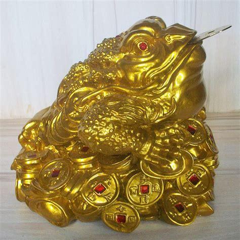 Patung Kodok Fengshui Jumbo kodok berkaki tiga large