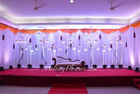 types  wedding stage decoration   growing
