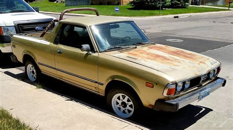 subaru brat for sale craigslist subaru brat for sale in illinois